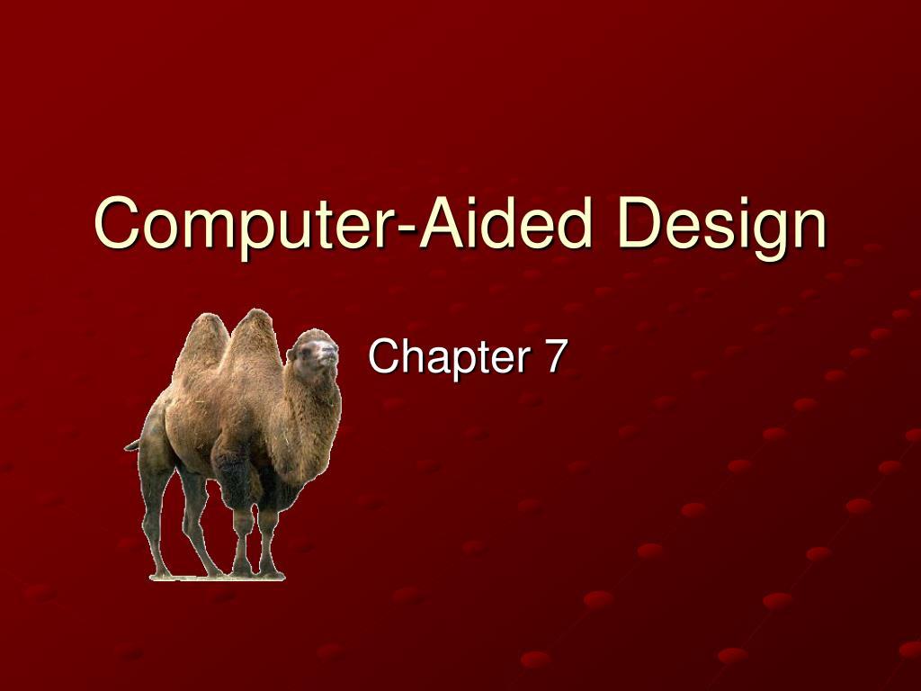 computer aided design l.