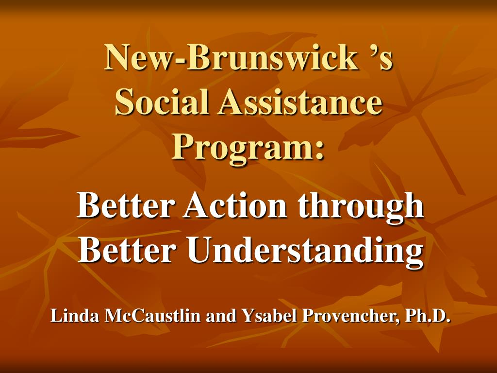 New-Brunswick's