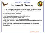 air assault planning9