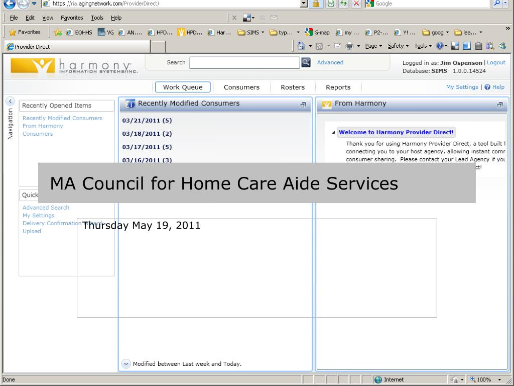 ma council for home care aide services l.