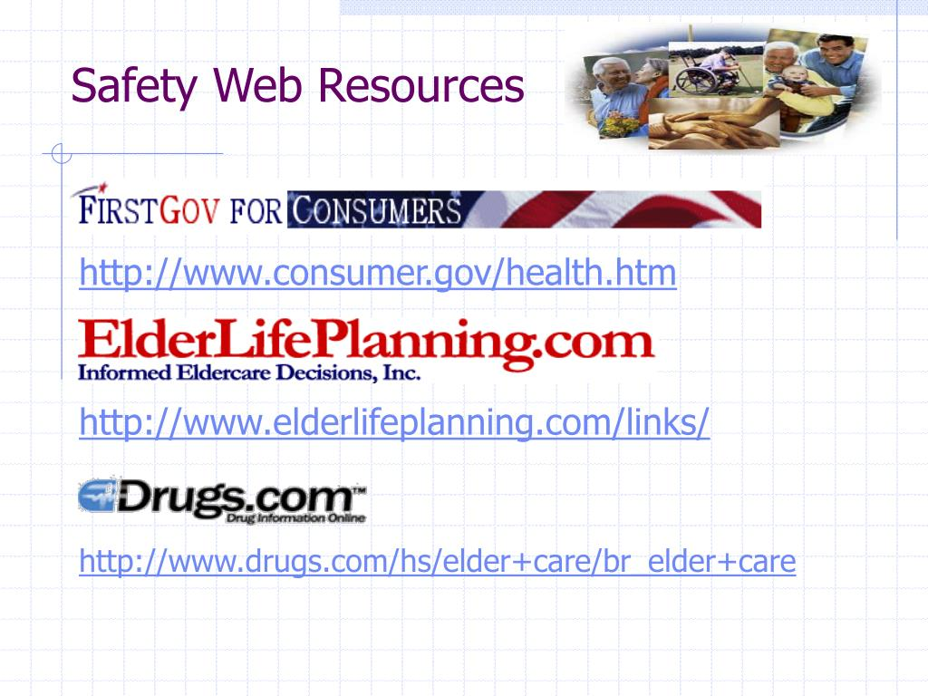 Safety Web Resources