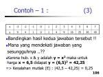 contoh 1 3