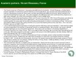 academic partners vincent rivasseau france