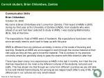current student brian chilambwe zambia