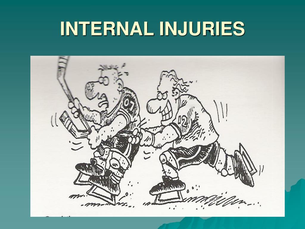 INTERNAL INJURIES