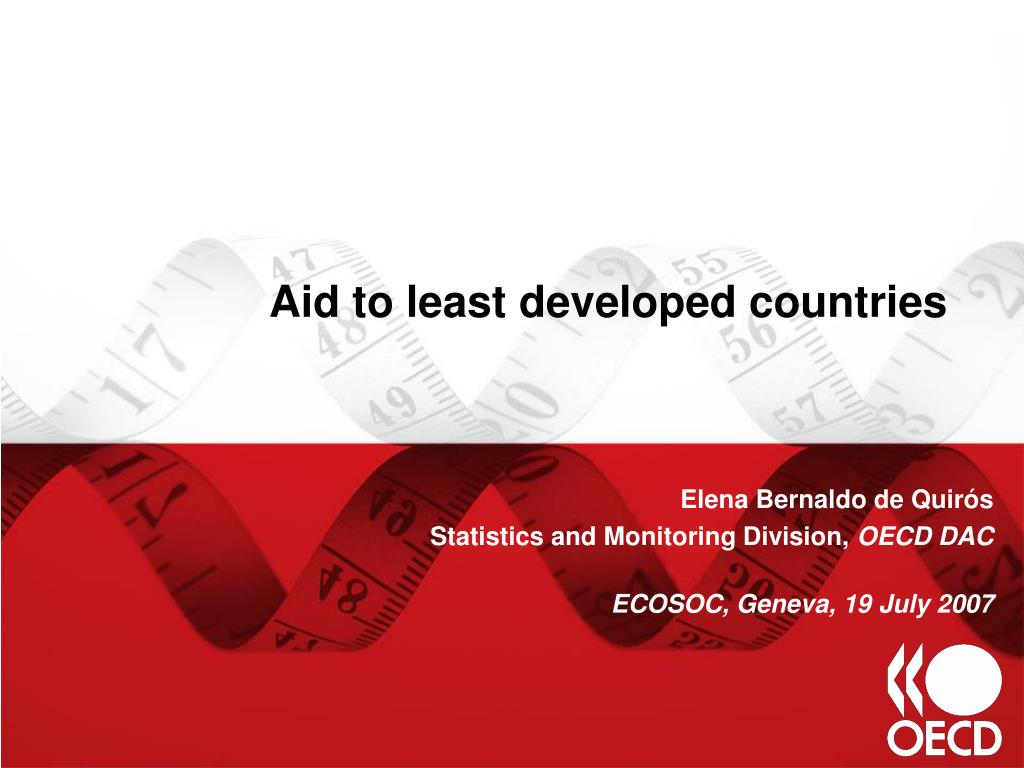 aid to least developed countries l.