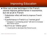 improving education3