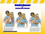 heimlich maneuver for conscious airway obstruction