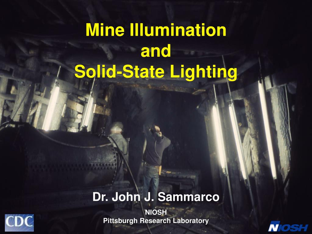 mine illumination and solid state lighting l.