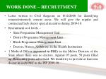 work done recruitment31