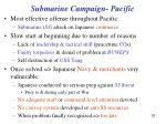 submarine campaign pacific52