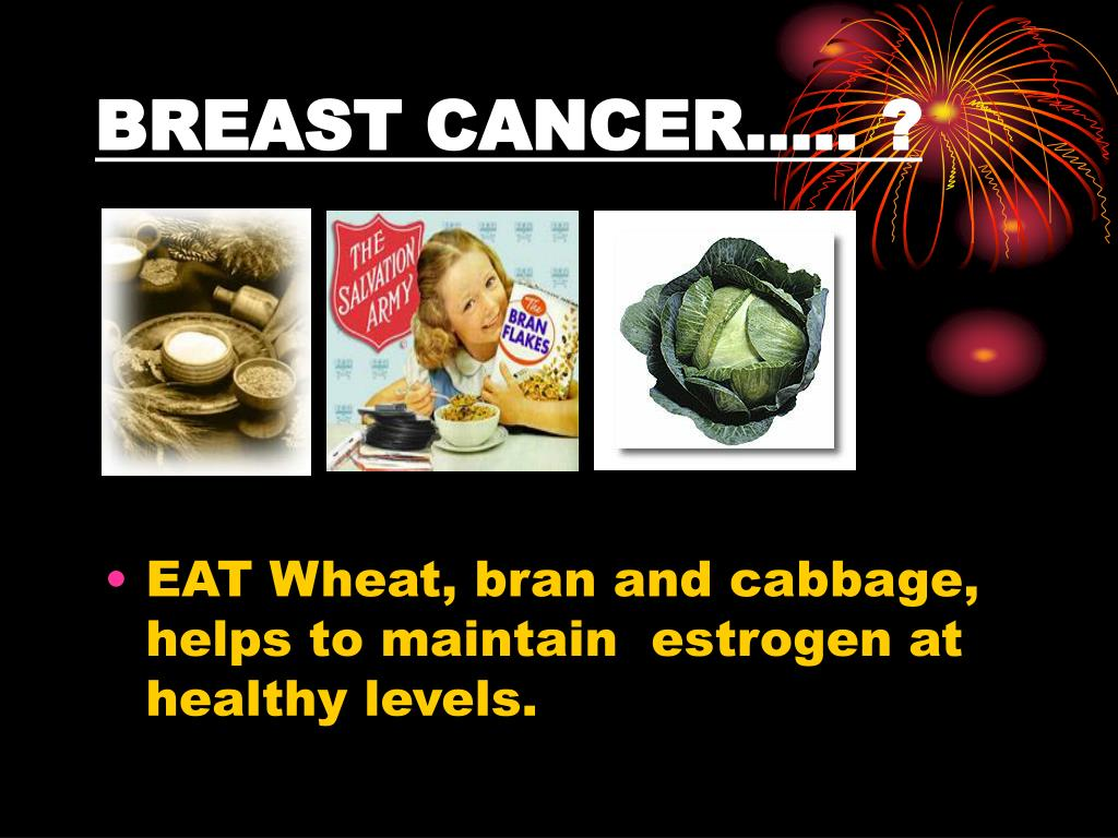 BREAST CANCER….. ?