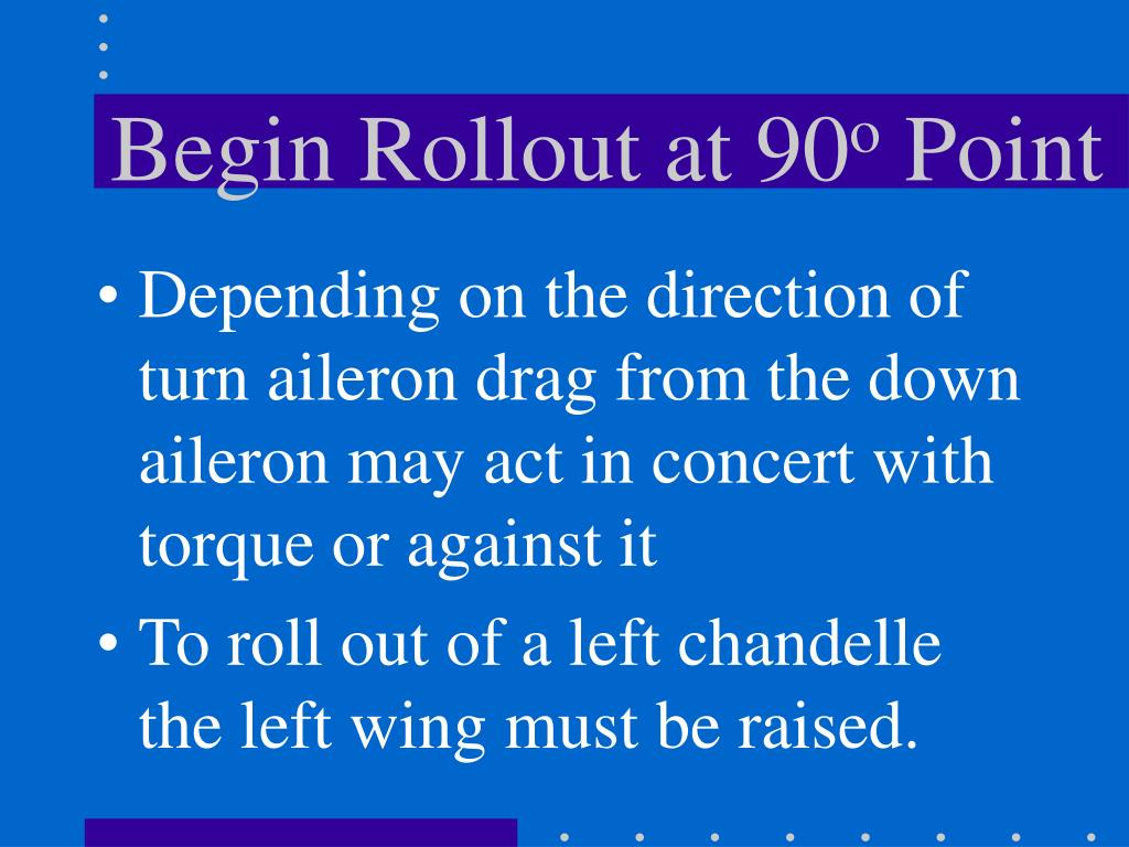 Begin Rollout at 90