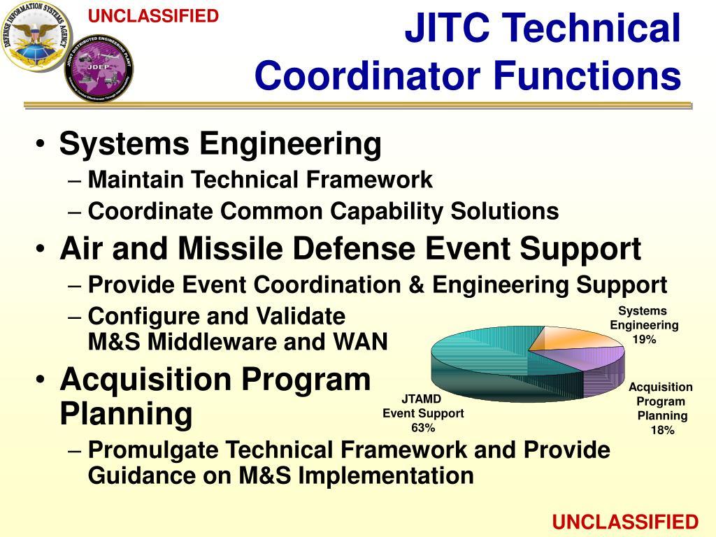 JITC Technical