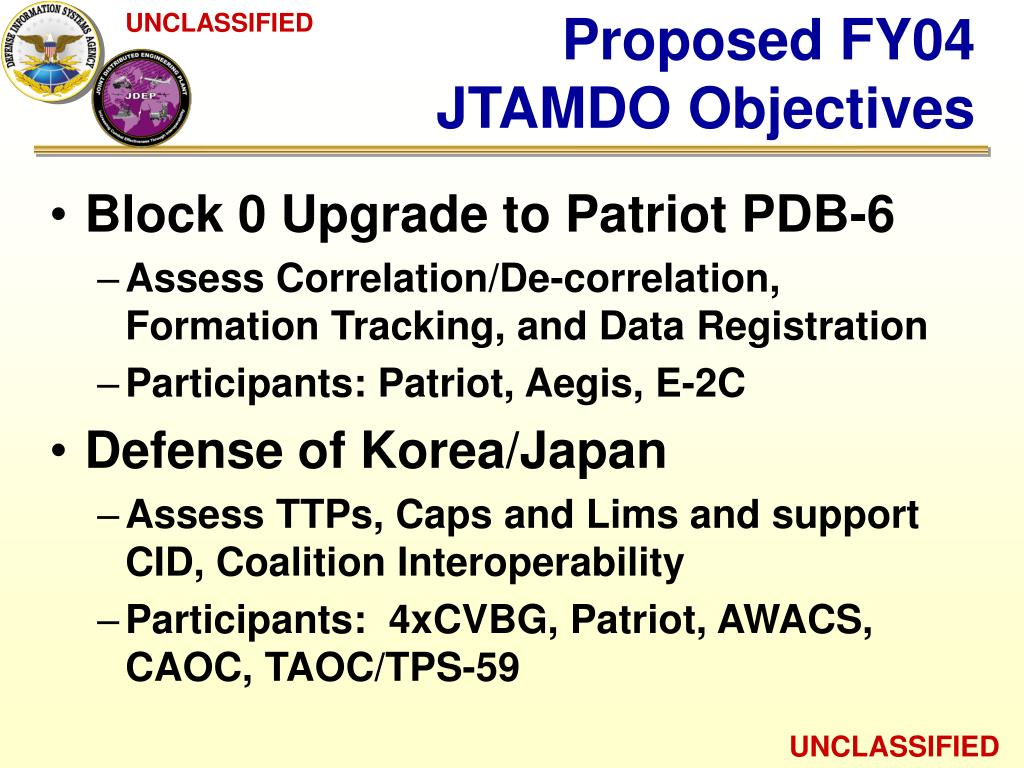 Proposed FY04
