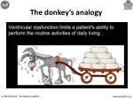 the donkey s analogy