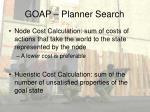 goap planner search39