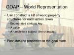 goap world representation41