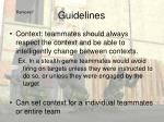 guidelines10