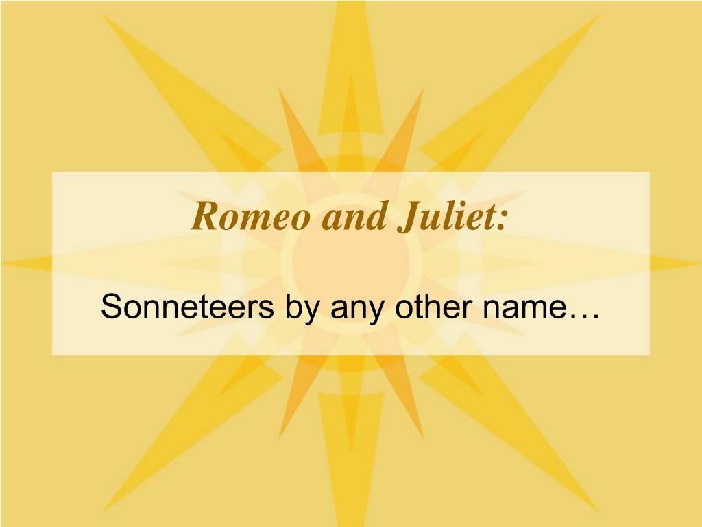 romeo and juliet l.