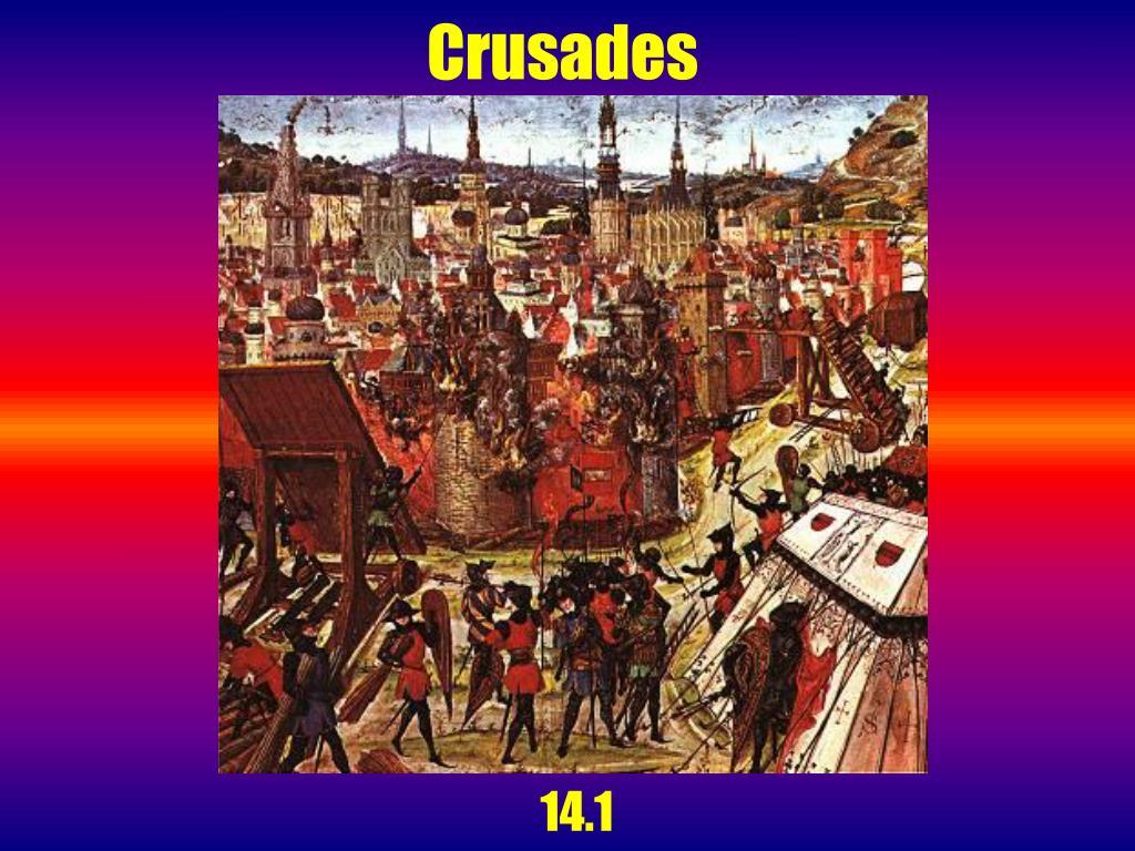 crusades l.