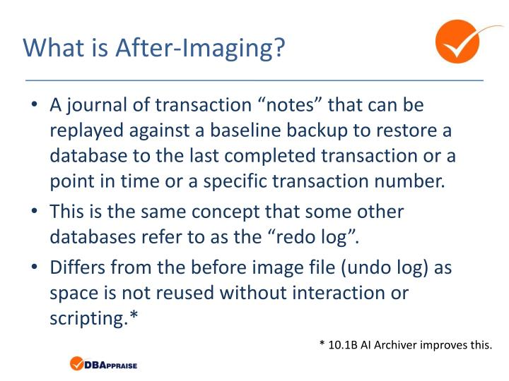 What is After-Imaging?