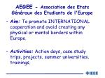 aegee association des etats g n raux des etudiants de l europe
