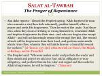salat al tawbah the prayer of repentance