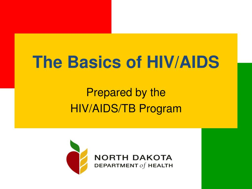the basics of hiv aids l.