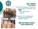 join today www eangus org