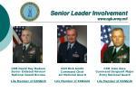 senior leader involvement www ngb army mil