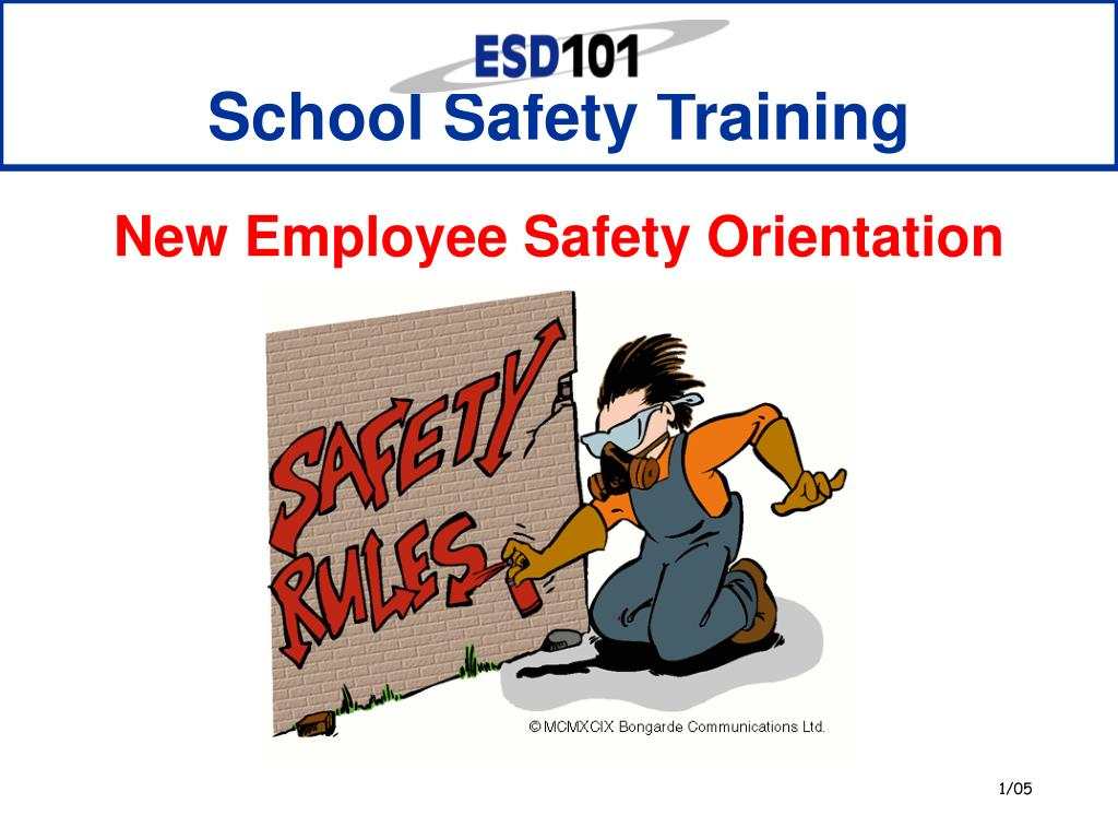 school safety training l.