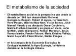 el metabolismo de la sociedad5