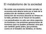 el metabolismo de la sociedad6