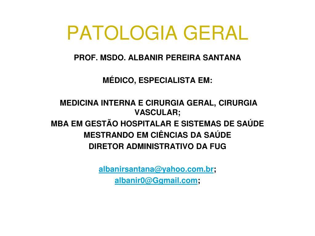 patologia geral l.