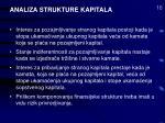 analiza strukture kapitala10