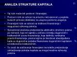 analiza strukture kapitala11