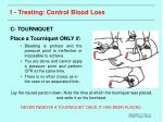1 treating control blood loss13