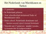 het nederlands van marokkanen en turken4