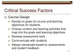 critical success factors24