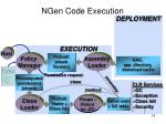 ngen code execution