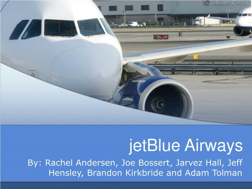 jetblue airways l.