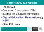 term 4 2009 ict update32