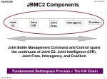 jbmc2 components