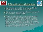 epa 404 b 1 guidelines18