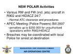 nsw polair activities