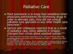palliative care21