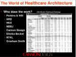 the world of healthcare architecture16