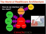 the world of healthcare architecture23