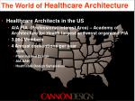 the world of healthcare architecture6